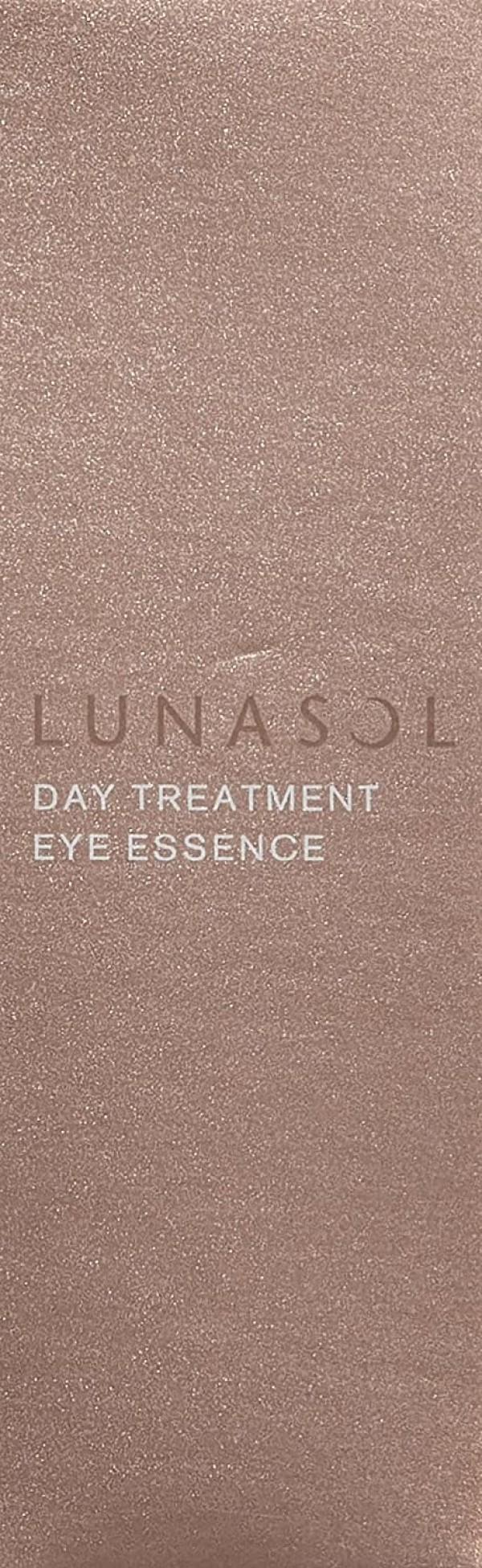 Увлажняющая эссенция для глаз LUNASOL DAY TREATMENT EYE ESSENCE