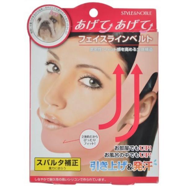 Бандаж для подтяжки овала лица Style & Noble Face Line Belt