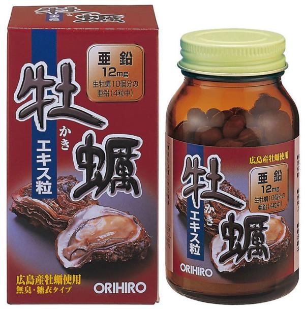 Экстракт устрицы Orihiro для укрепления организма