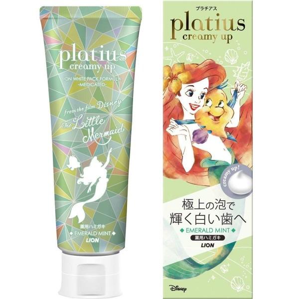 Зубная паста LION Platius Creamy Up Paste