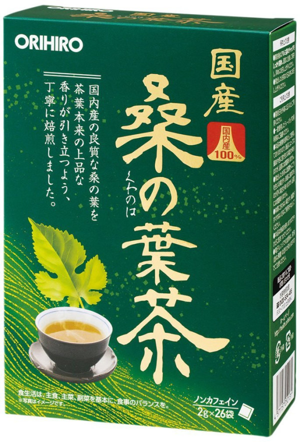 Чай с листьями тутового дерева Orihiro Mulberry Leaf Tea
