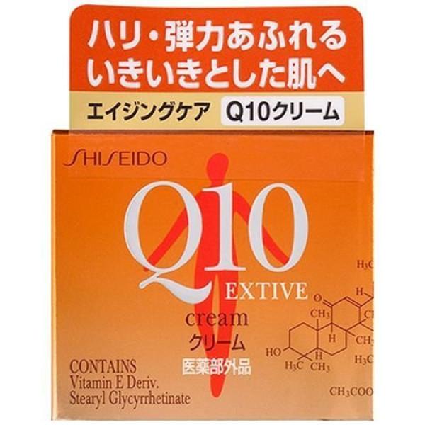 Антивозрастной крем Shiseido Q10 EXTIVE CREAM