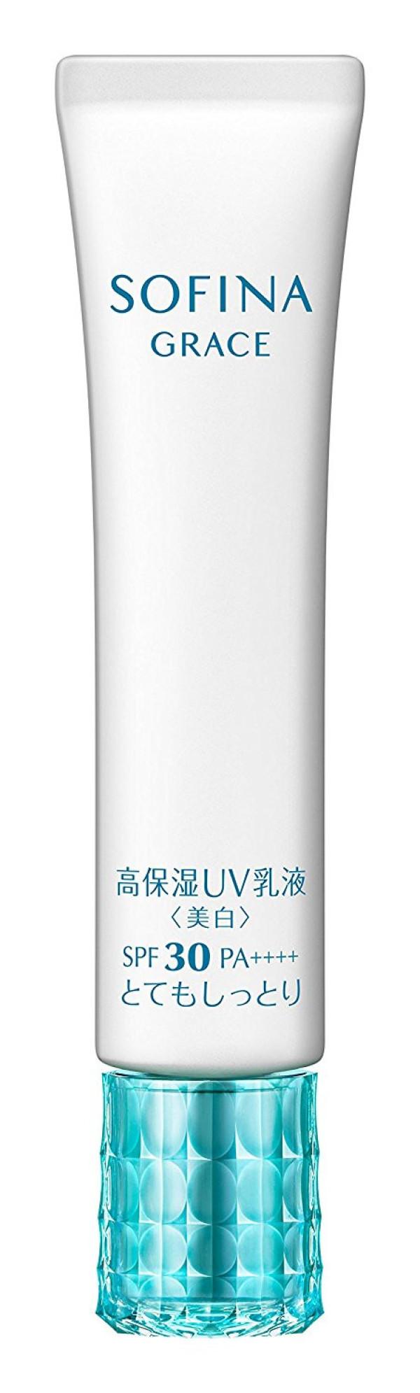 Увлажняющий лосьон Sofina Grace Takaho UV SPF30 PA ++++