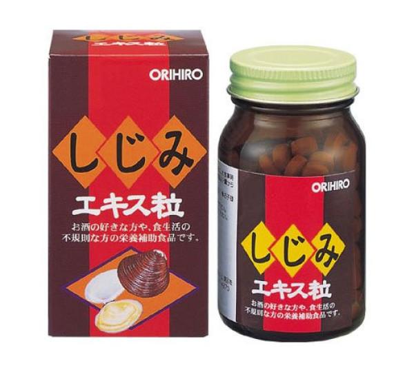 Экстракт пресноводных мидий Orihiro