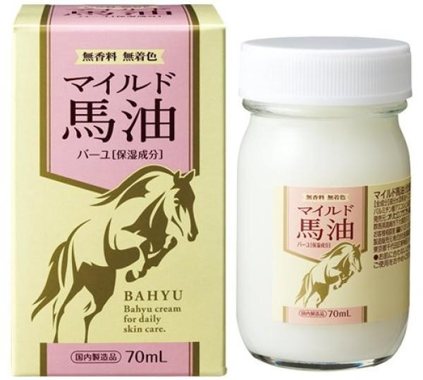 Мягкое конское масло Orihiro