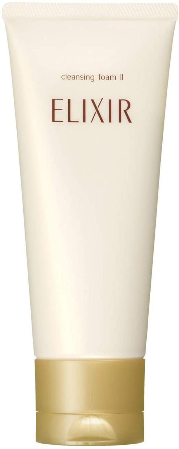 Пенка для умывания Shiseido ELIXIR SUPERIEUR Cleansing Foam I I для нормальной и сухой кожи