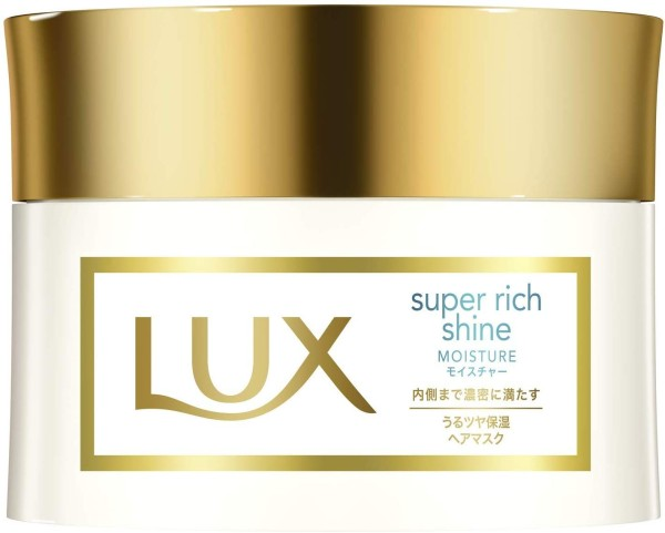 Увлажняющая маска для восстановления волос LUX Super Rich Shine Moisture Mask