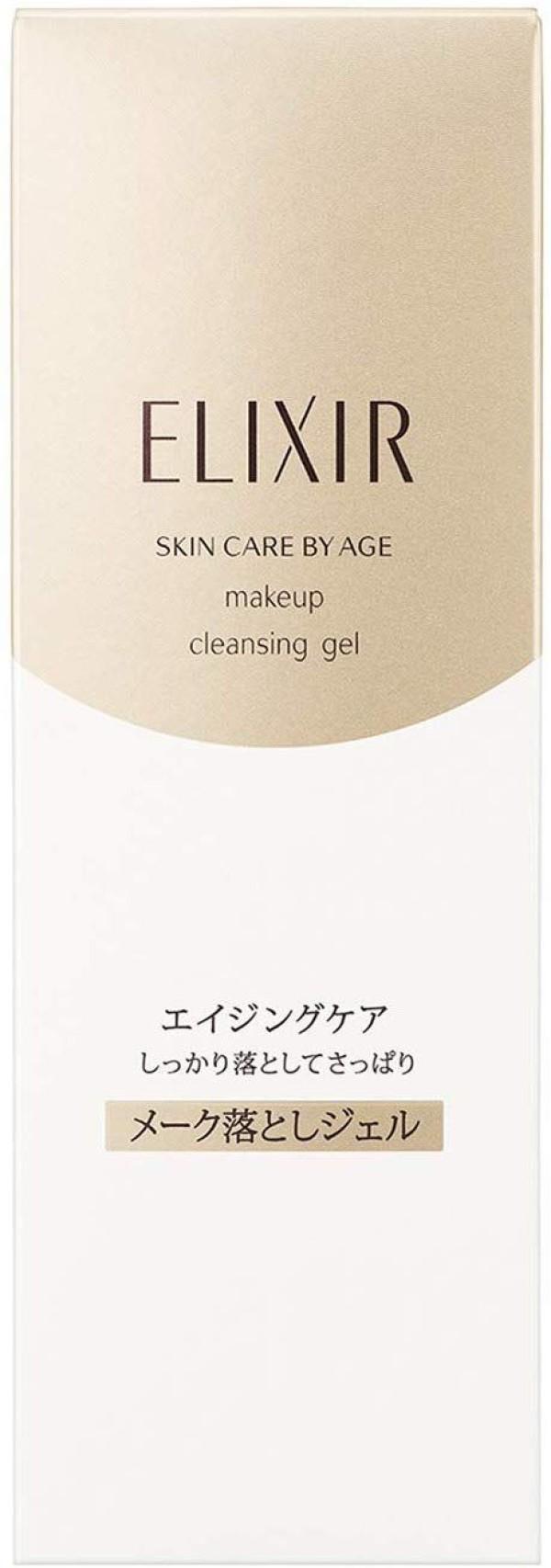 Гель для снятия макияжа Shiseido ELIXIR SUPERIEUR makeup cleansing gel