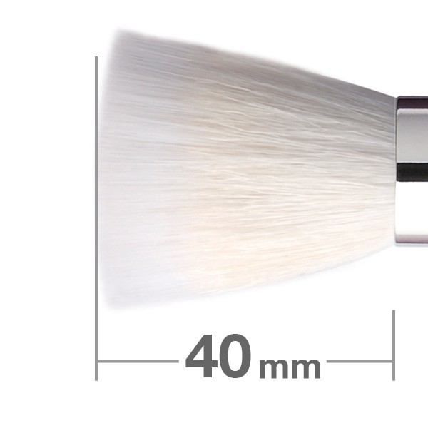 Кисть для пудры HAKUHODO Duo Fibre Powder Brush C B4001