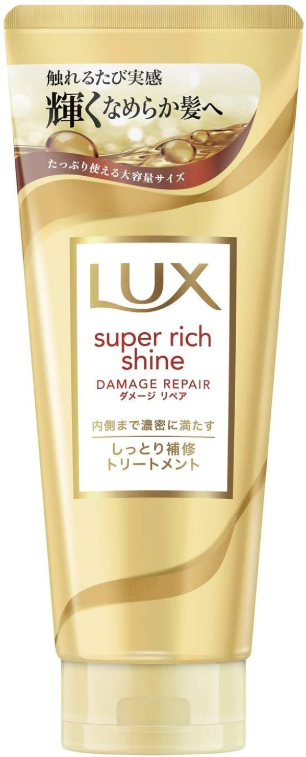 Бальзам для восстановления волос LUX Super Rich Shine Damage Repair