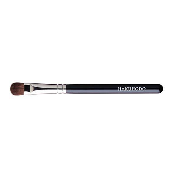 Кисть для теней Hakuhodo Eye Shadow Brush Round & Flat  J004H