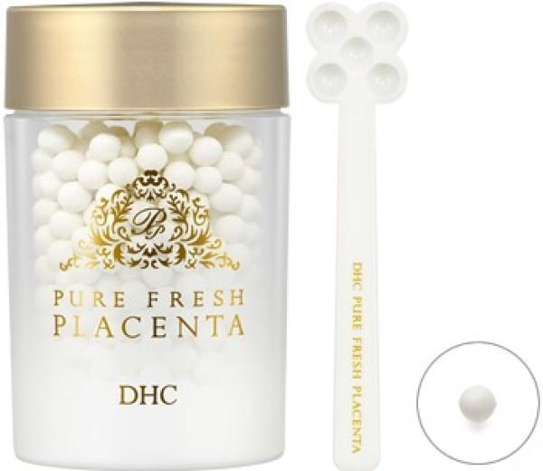 Очищенная сырая плацента DHC FRESH PURE PLACENTA