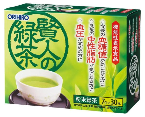 Зеленый чай с шалфеем Orihiro
