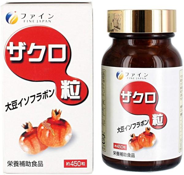 Комплекс для женщин с экстрактом зерен граната Fine Japan Pomegranate Grain