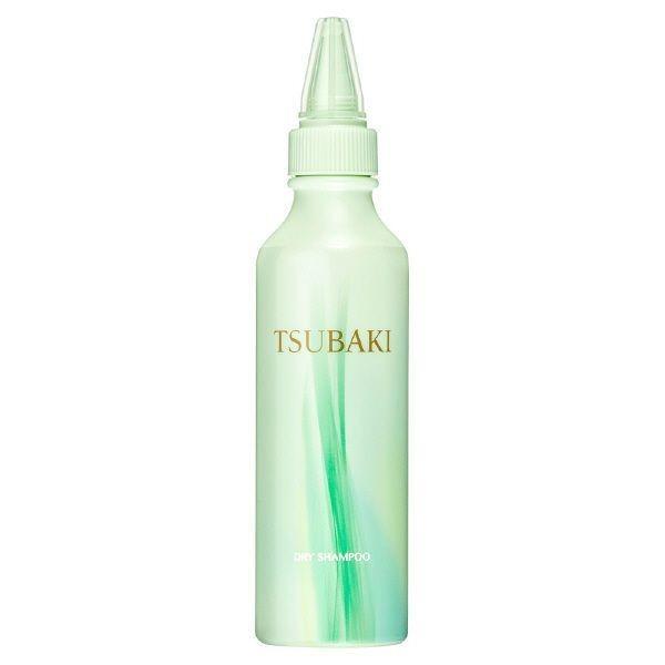 Сухой шампунь с ароматом мяты Shiseido TSUBAKI Dry Shampoo