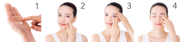 Ночная крем-маска для кожи вокруг глаз AR Arlavie Soothing Eye Pack Cream