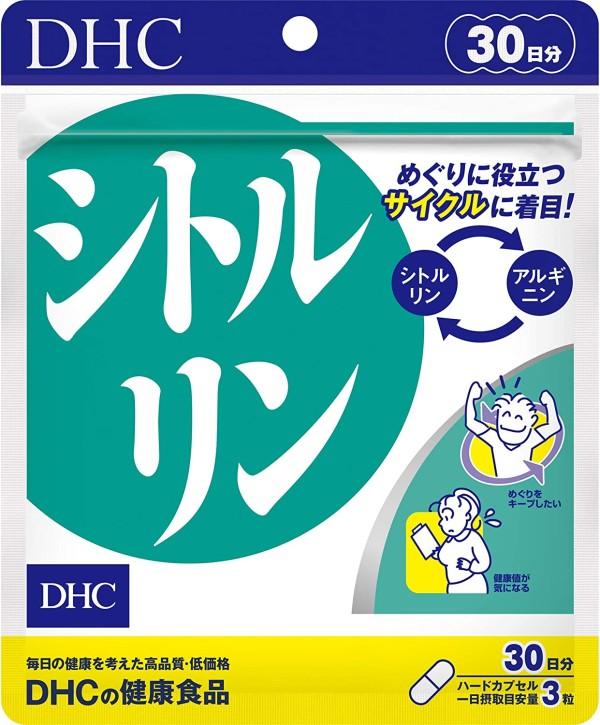 Цитруллин DHC для улучшения кровоснабжения мышц