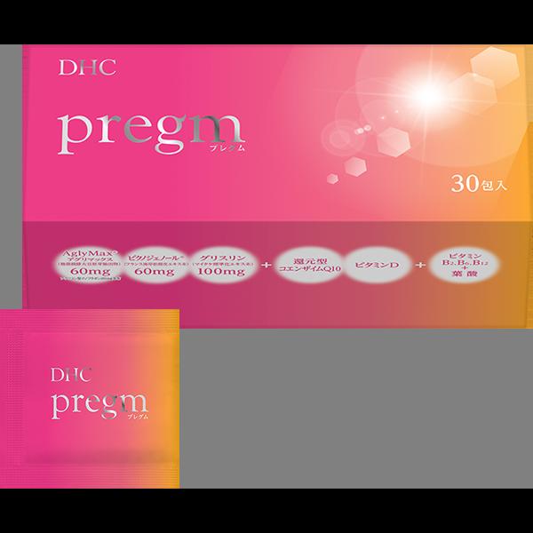 Витаминный комплекс для беременных DHC Pregm