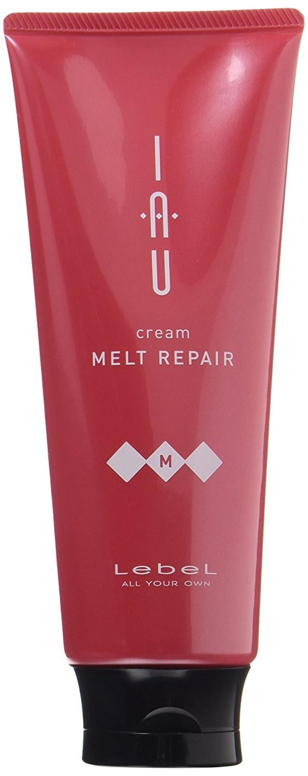 Крем - маска LEBEL IAU CREAM MELT REPAIR для мягкости волос