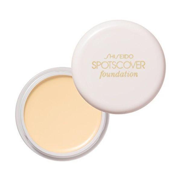 Тональная основа Shiseido Spotscover Foundation