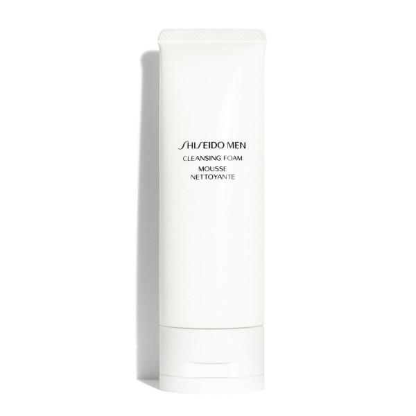 Очищающая пенка для умывания Shiseido Mеn Cleansing Foam Mousse Nettoyante
