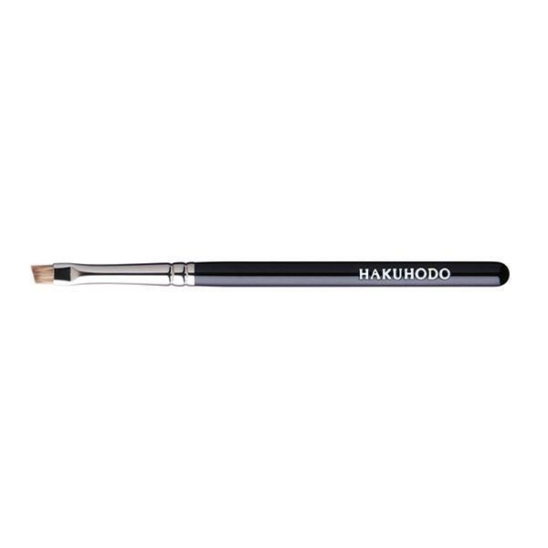 Кисть для бровей HAKUHODO Eyebrow Brush Angled B264