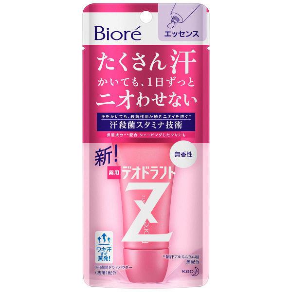 Кремовый дезодорант KAO Biore Deodorantz unscented без запаха