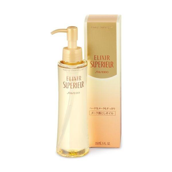 Гидрофильное масло для снятия макияжа Shiseido Elixir Superieur Makeup Cleansing Oil