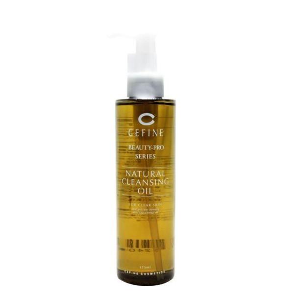 Очищающее питательное масло CEFINE NATURAL CLEANSING OIL
