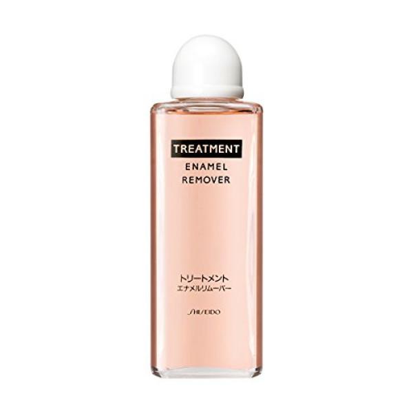 Жидкость для снятия лака Shiseido Enamel Remover