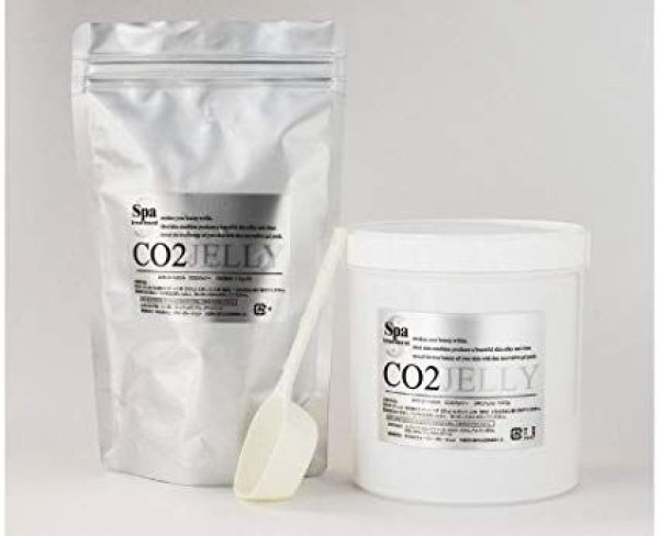 Увлажняющая и подтягивающая маска для лица SPA Treatment CO2 Jelly