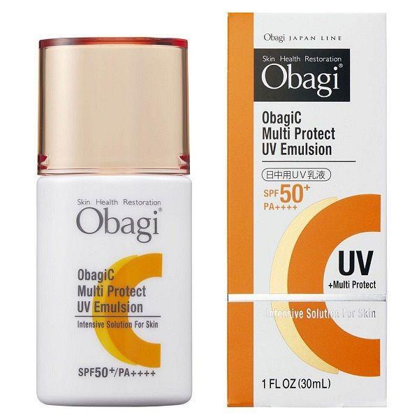 Многофункциональная УФ-эмульсия Obagi C Multi-Protect UV Emulsion SPF50 + PA ++++