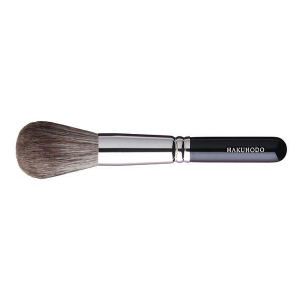 Кисть для пудры HAKUHODO Powder Brush M Round G510