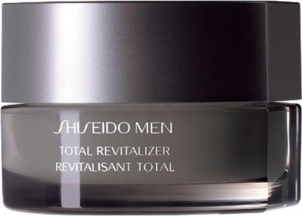 Мужской восстанавливающий крем Shiseido Men Total Revitalizer