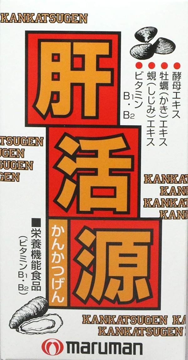 Экстракт устриц и моллюсков Maruman Kankatsugen