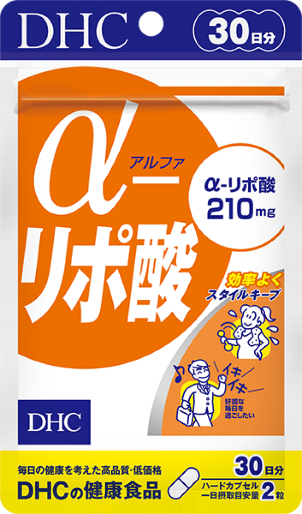 Альфа-липоевая кислота DHC Lipoic Acid
