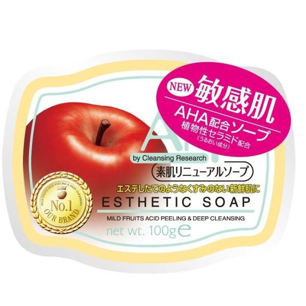 Мыло для лица АНА Cleansing Research для чувствительной кожи