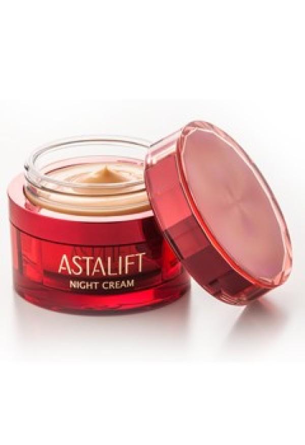Ночной крем для лица Astalift