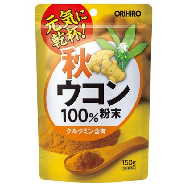 Порошок куркумы Orihiro