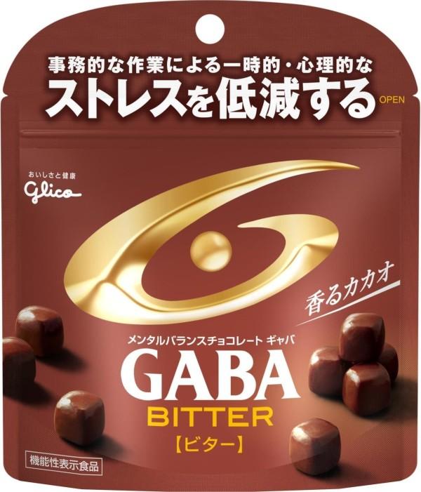 Шоколад GABA Bitter