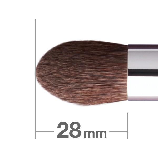 Кисть для пудры HAKUHODO Powder Brush Round G5518