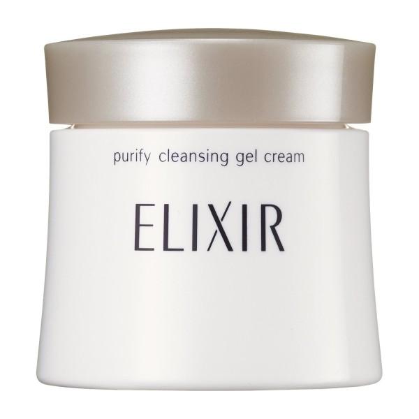 Гель для снятия макияжа Shiseido Elixir Purify Cleansing Gel Cream