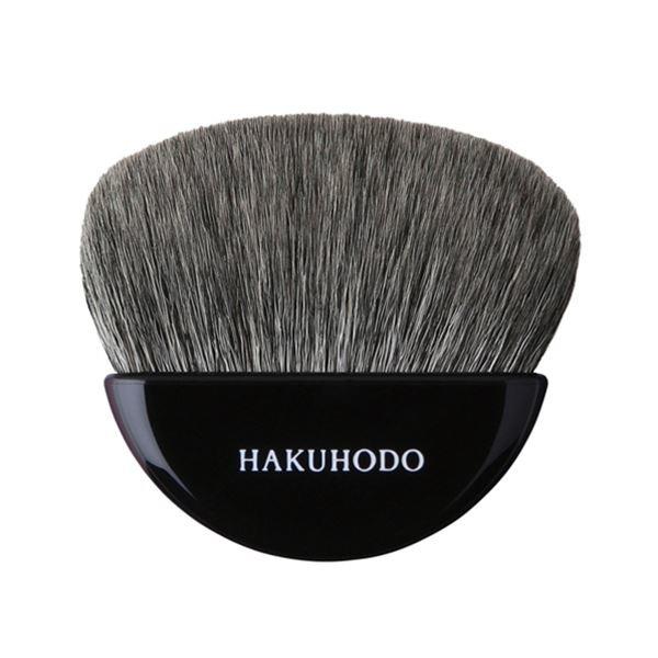 Универсальная кисть HAKUHODO Fan Brush Blue Squirrel & Goat
