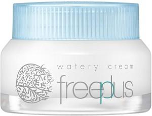 Увлажняющий крем для чувствительной кожи Kanebo Free Plus Watery Cream
