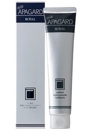 Лечебная зубная паста Apagard Royal с наночастицами гидроксиапатита
