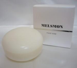 Мыло для лица с плацентой Melsmon Moist Soap