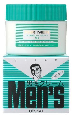 Мужской увлажняющий крем Utena Men's Cream Moist