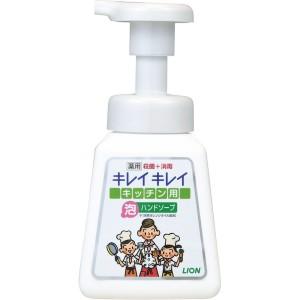 Антибактериальное мыло для рук Lion Medicated Kitchen Foam Hand Soap