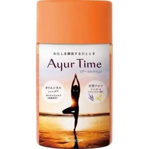 Соли для ванн с эфирными маслами Bathclin Ayurveda Тime