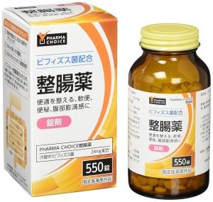 Комплекс с бифидобактериями для нормализации работы кишечника PHARMA CHOICE For Bowel Correction
